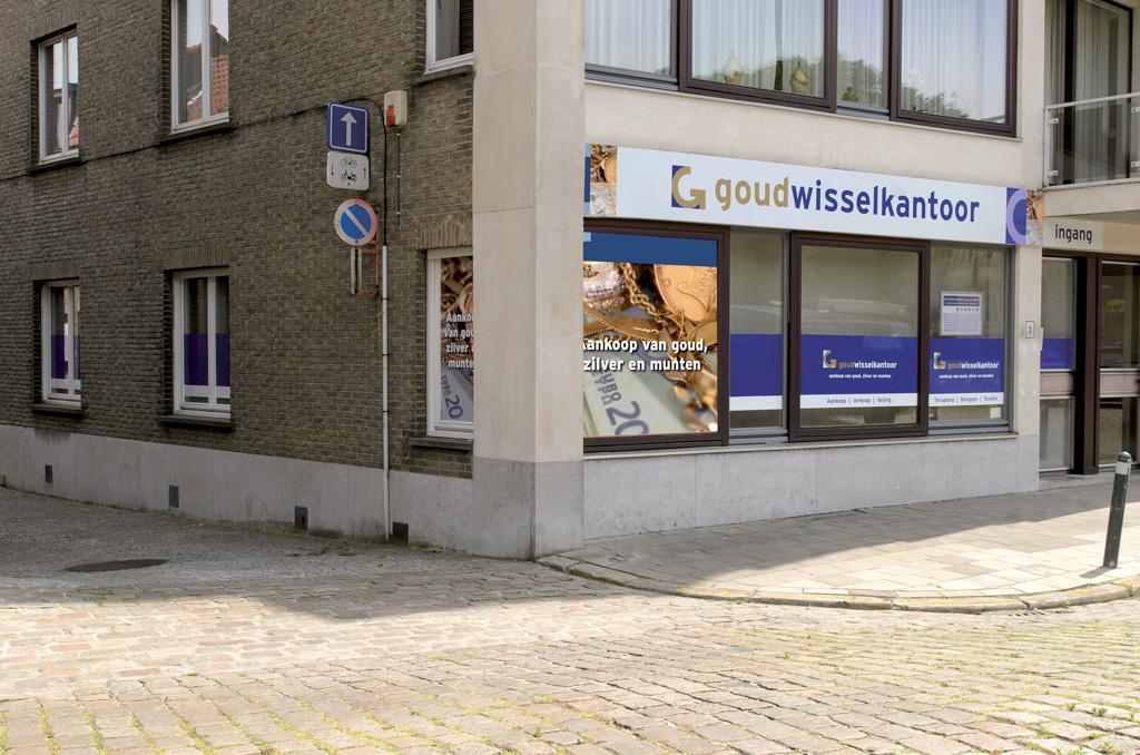 Goudwisselkantoor Brugge