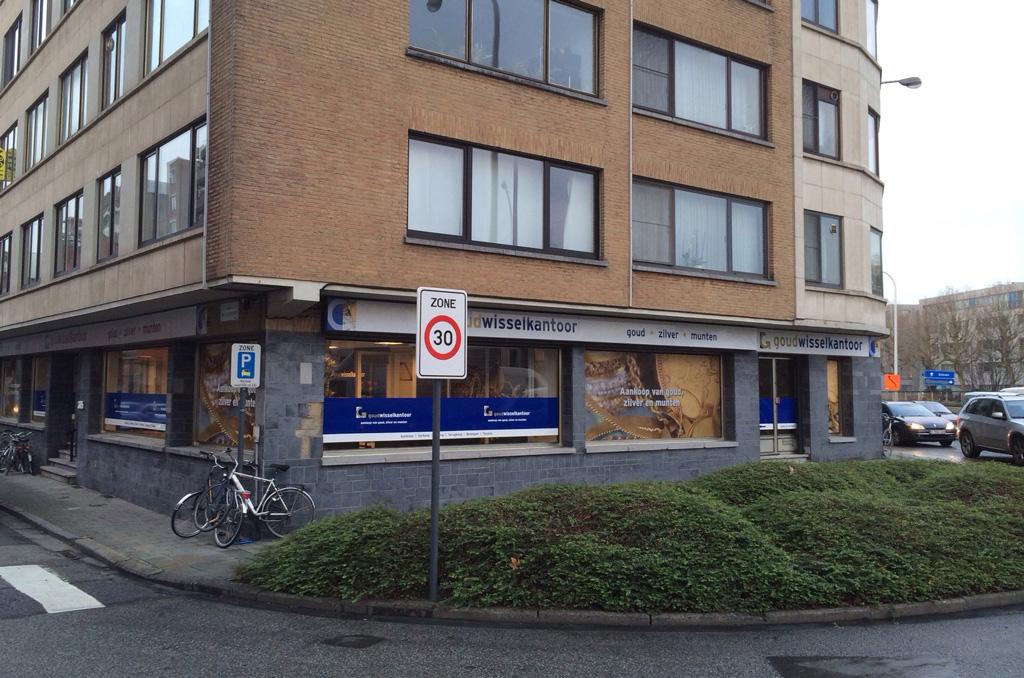 Goudwisselkantoor Gent
