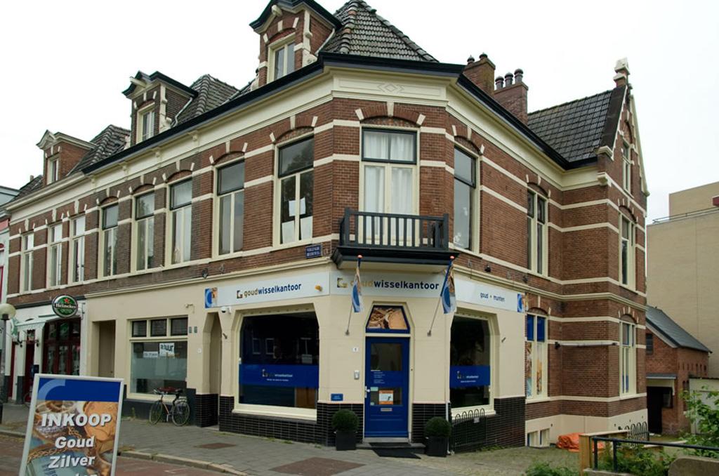 Goudwisselkantoor Groningen
