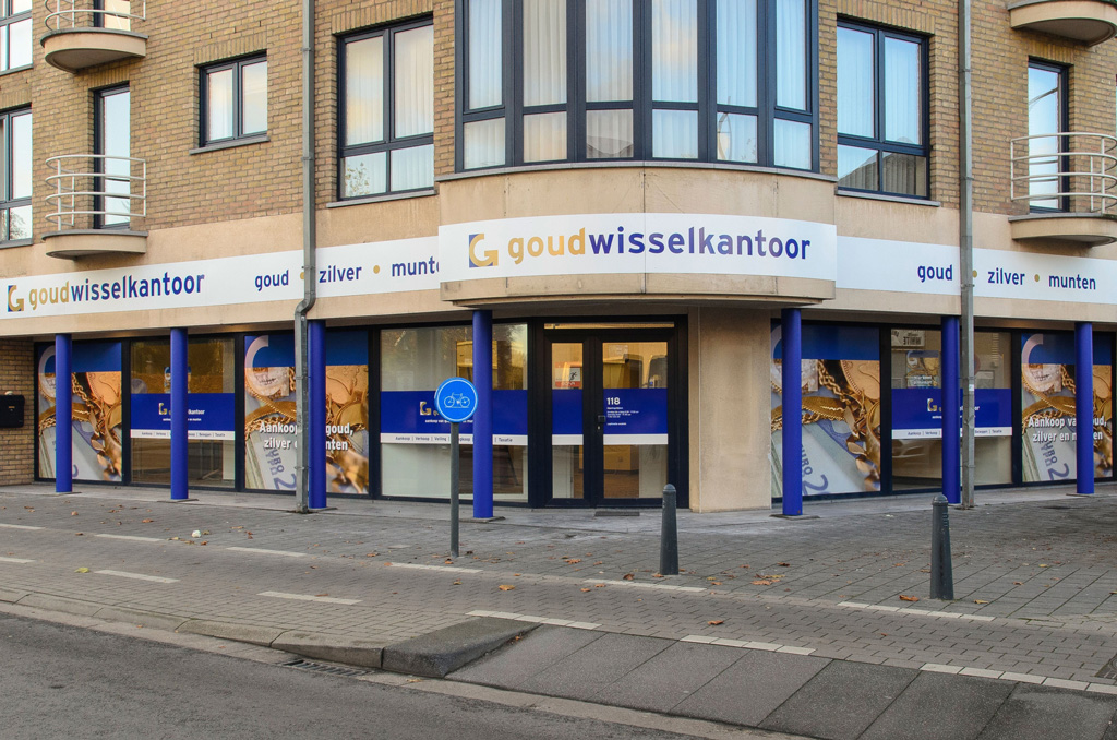 Goudwisselkantoor Hasselt