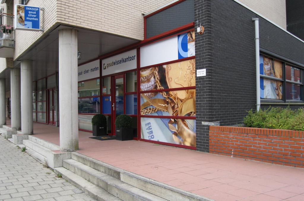 Goudwisselkantoor Katwijk