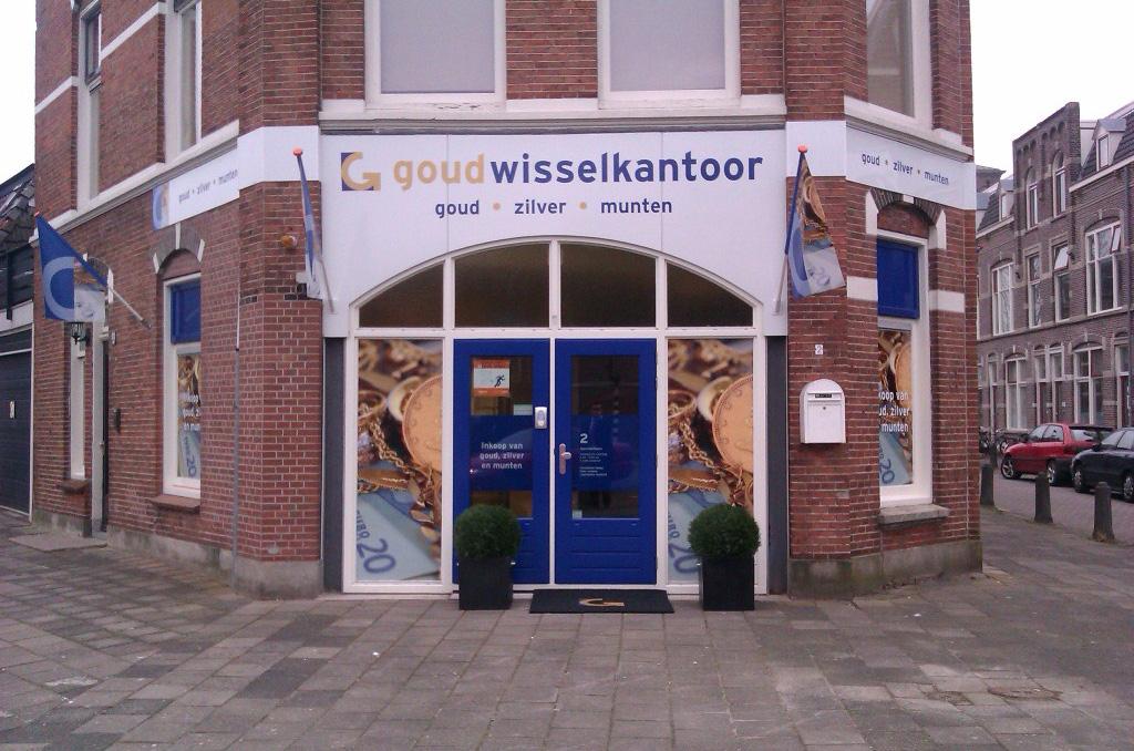 Goudwisselkantoor Leeuwarden