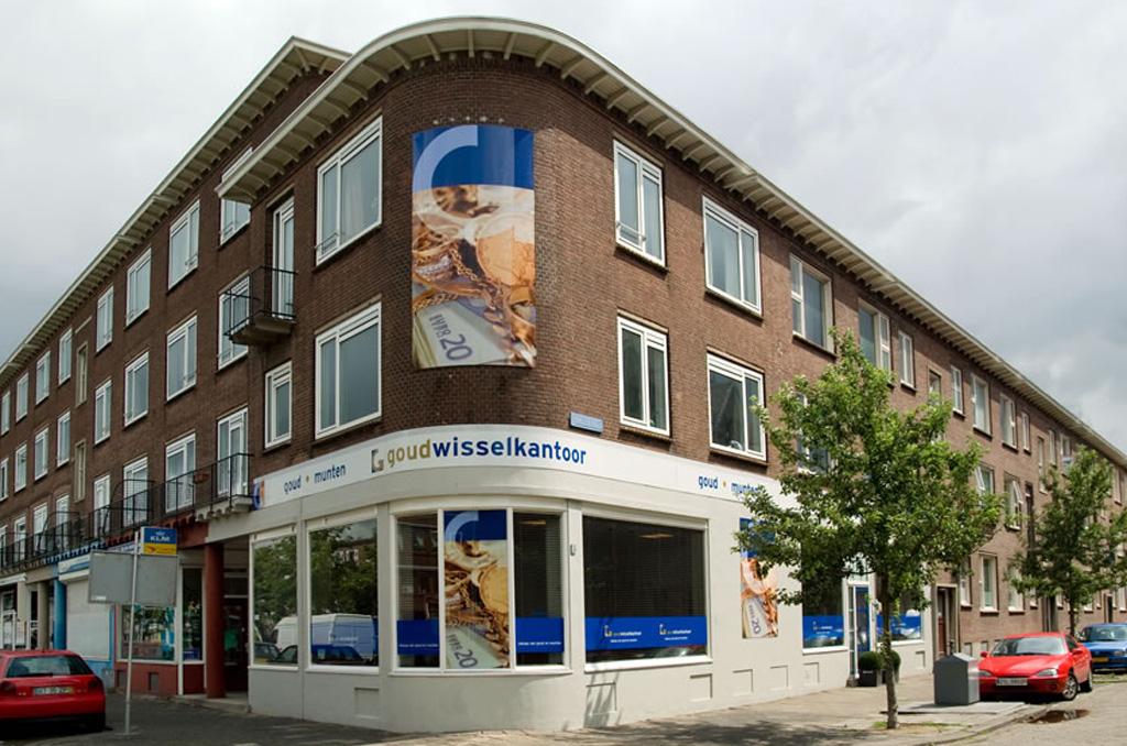 Goudwisselkantoor Rotterdam