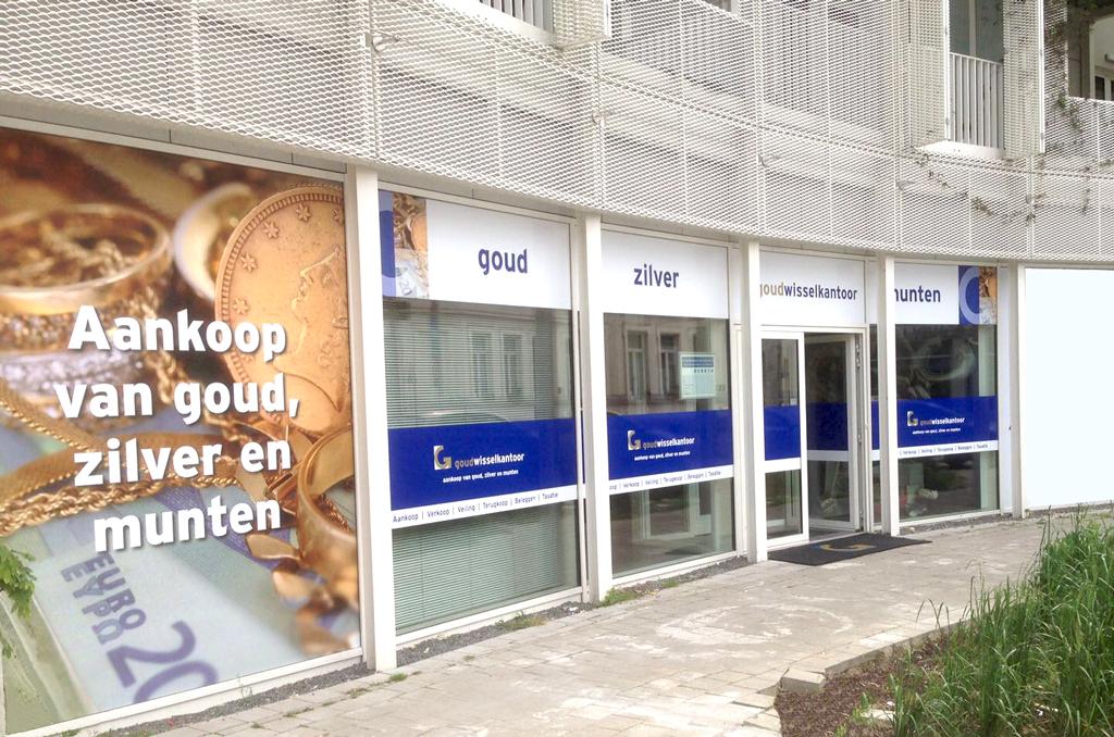 Goudwisselkantoor Kortrijk